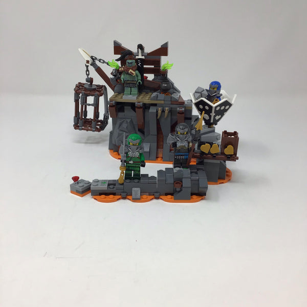 71717-1 Ninjago Journey To The Skull Dungeons (Used)