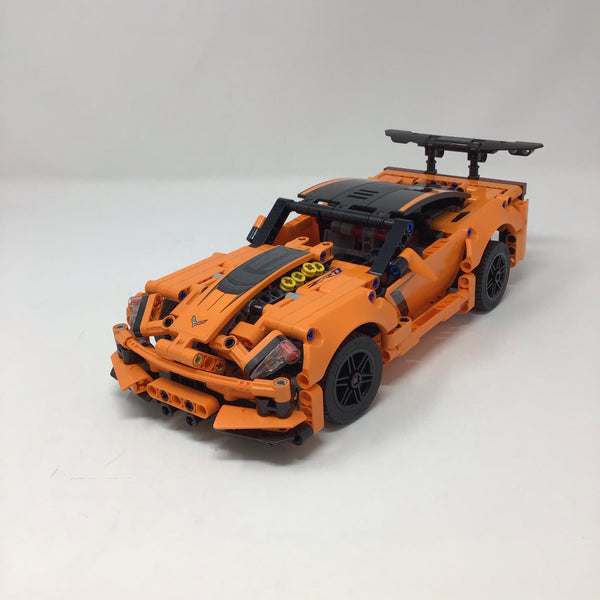 42093-1 Technic Chevrolette Corvette ZR1 (Used)