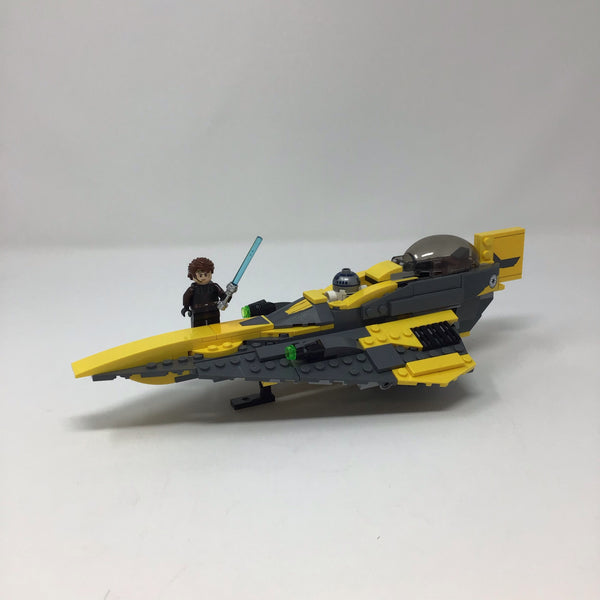 75214-1 Star Wars Anakin's Jedi Star Fighter(Used)
