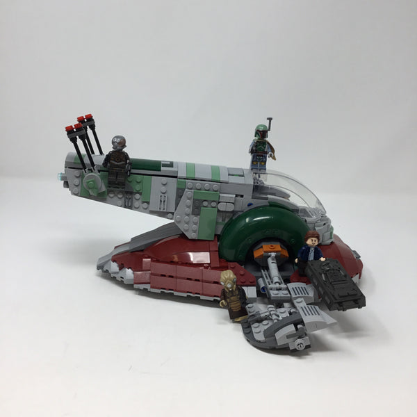 75243-1 Star Wars Slave 1  (Used)