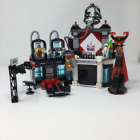 70809-1 Lego Movie Lord Business' Evil Lair (Used)
