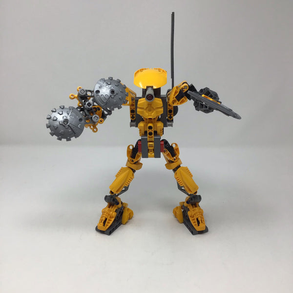 8755-1 Bionicle Keetongu(Used)