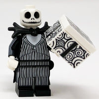 Jack Skellington - Disney Series Minifigure