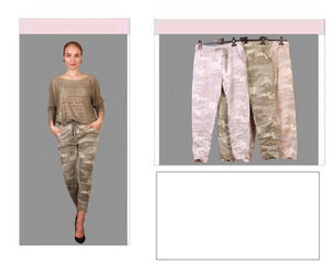 Best selling camouflage pant.