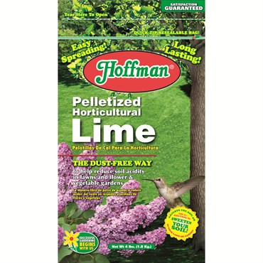 Pelletized Horticultural Garden Lime (4 lbs)