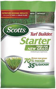 Scotts Turf Builder Starter Food (42lb)