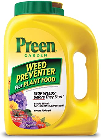 Preen Weed Preventer (Plus Plant Food) (5.625lb)