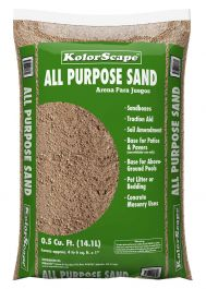 All Purpose Sand (.5 cu ft)