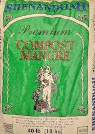Shenandoah Premium Composted Cow Manure (40 lbs)