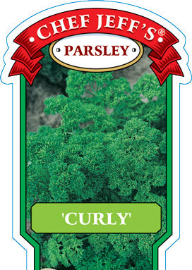Chef Jeff's Curled Parsley (4