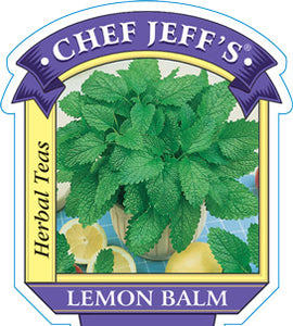 Chef Jeff's Lemon Balm (4 inch)