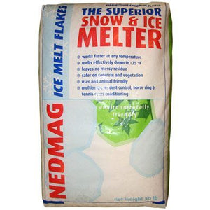 Magnesium Chloride Ice Melt (50 lb bag)