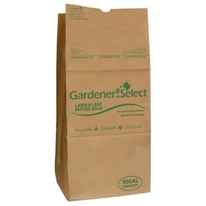 Lawn & Leaf Refuse Bag- 30 Gallon (Pack of 5)
