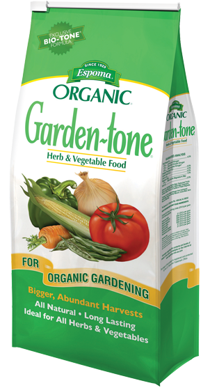Espoma Garden - Tone (Herb and Vegetable Food) (4LB)