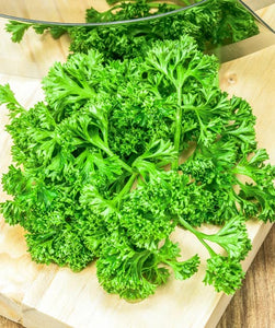 "Chef Jeff's Curled Parsley (4"" Container)"