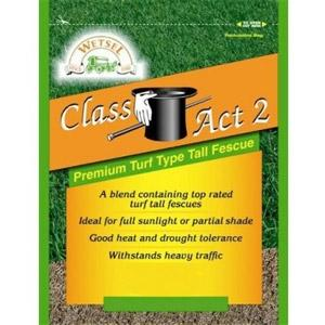 Class Act 2 - Grass Seed (4lbs)