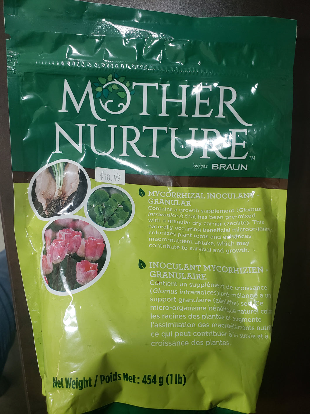 Mother Nurture Mycorrhizal Inoculant