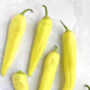 "Pepper, ""Sweet Banana,"" 6 Pack"