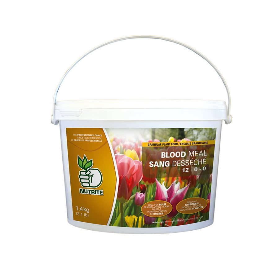 12-0-0 Organic Blood Meal 1.4kg
