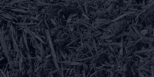Black Beauty Mulch - Bulk 1 cu.yd.