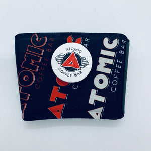 Atomic Pop Socket Java Jacket