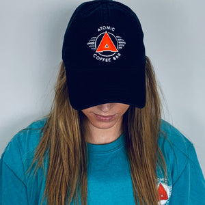 Atomic Dad Hat (black)