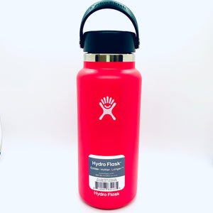 32 oz Watermelon Hydro Flask