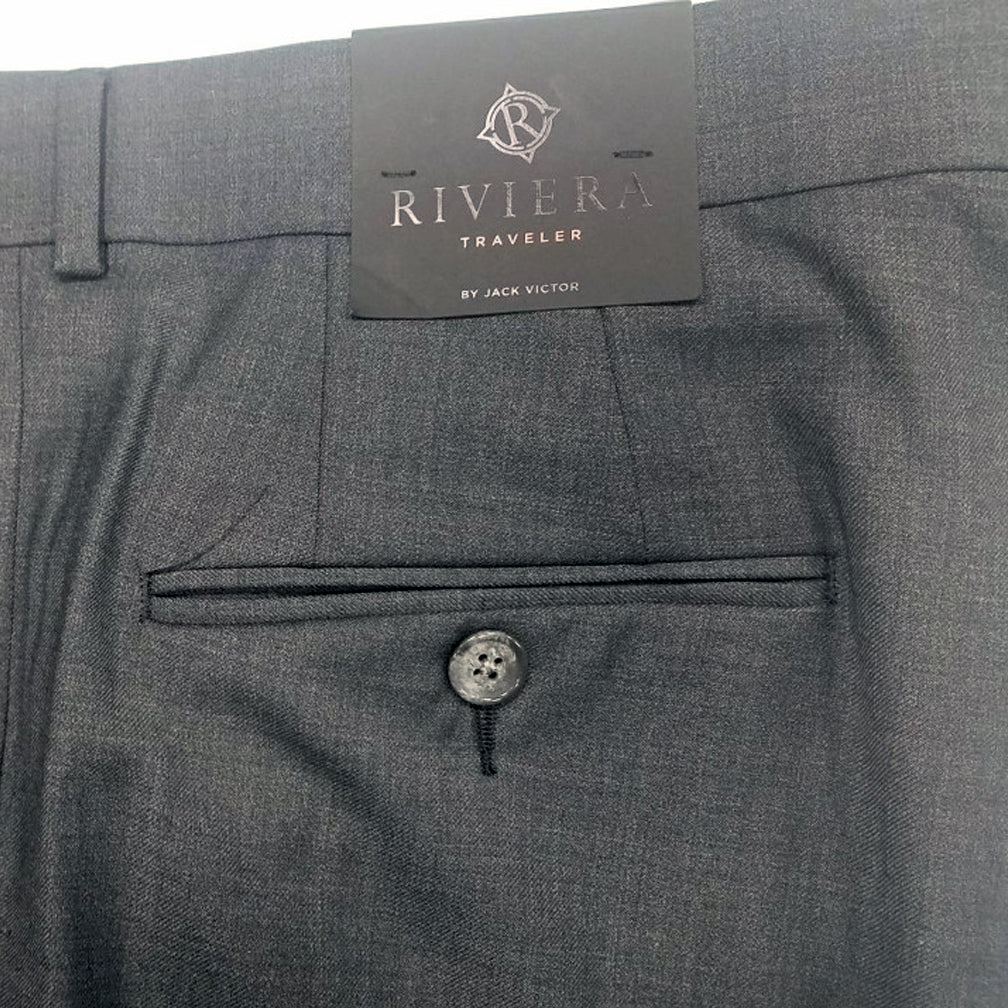 Riviera Traveler Pant by Jack Victor - Stretch Dress Pant