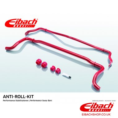 Eibach Anti Roll Kit (Front & Rear Sway Bar Only) - Honda Civic Type R FK8 (2017- Current)