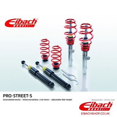 Eibach Pro Street S Coilovers - Honda Civic Type R FN2 (2.2 CTDi)(2007-2011)