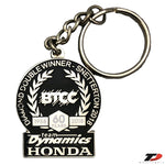 Team Dynamics Diamond Double Keyring
