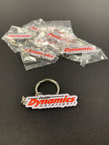 Team Dynamics Limited Edition Keyring