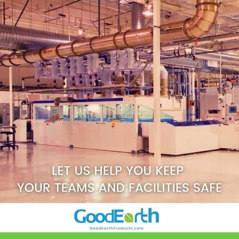 GoodEarth 3 Ways to Keep Your Facility Clean