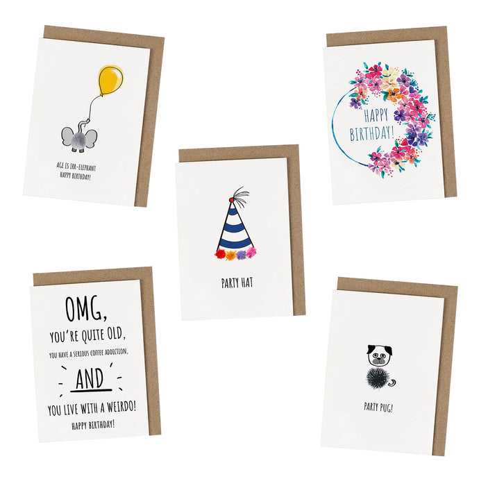 birthday bundle Alice Johnson Artwork