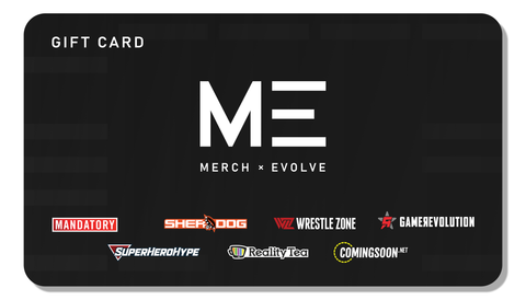 MERCH x EVOLVE Gift Card