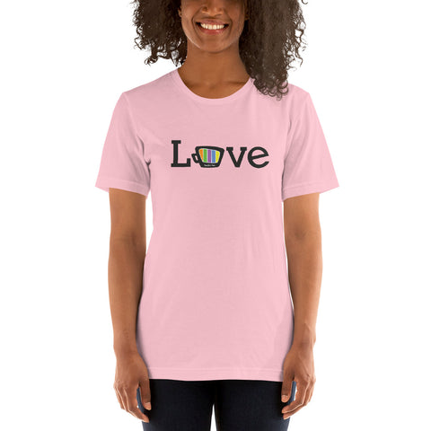 Reality Tea - LOVE | Short-Sleeve Unisex T-Shirt - RT-Merch