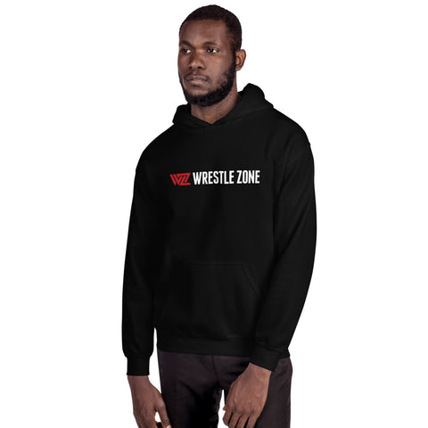 WrestleZone - General Logo | Unisex Hoodie WZ-Merch