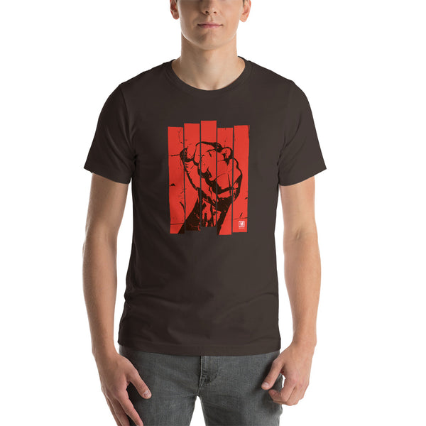Mandatory - Fight the Fight | Short-Sleeve Unisex T-Shirt - MD-Merch