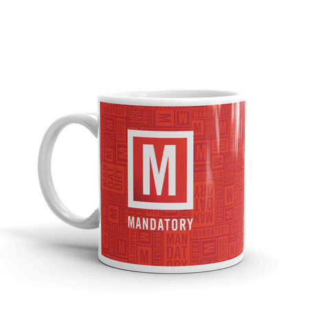 Mandatory - General Logo | Mug - MD-Merch