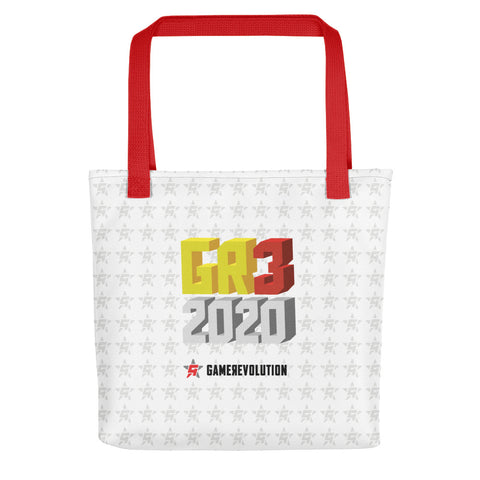 GameRevolution - GR3 2020 | Tote Bag - GR-Merch