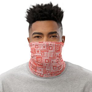 Mandatory - Logo Pattern | Neck Gaiter - MD-Merch
