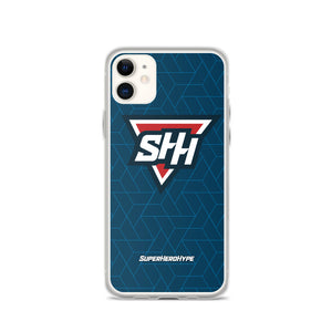 Superhero Hype - Logo Emblem | iPhone Case - SHH-Merch