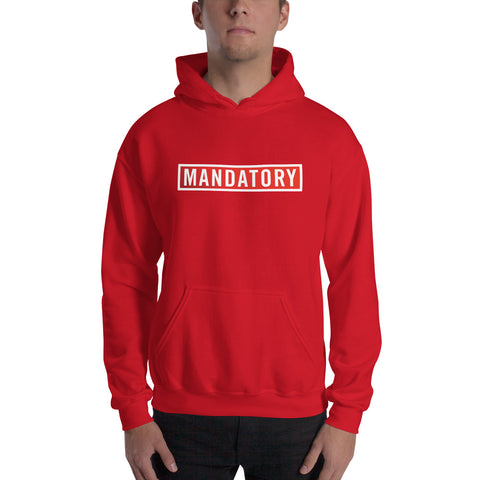 Mandatory - General Logo | Unisex Hoodie - MD-Merch