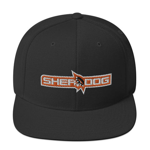Sherdog - Embroidered Logo | Snapback Hat - SD-Merch