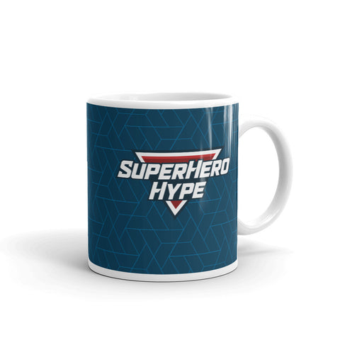 Superhero Hype - General Logo | Mug - SHH-Merch