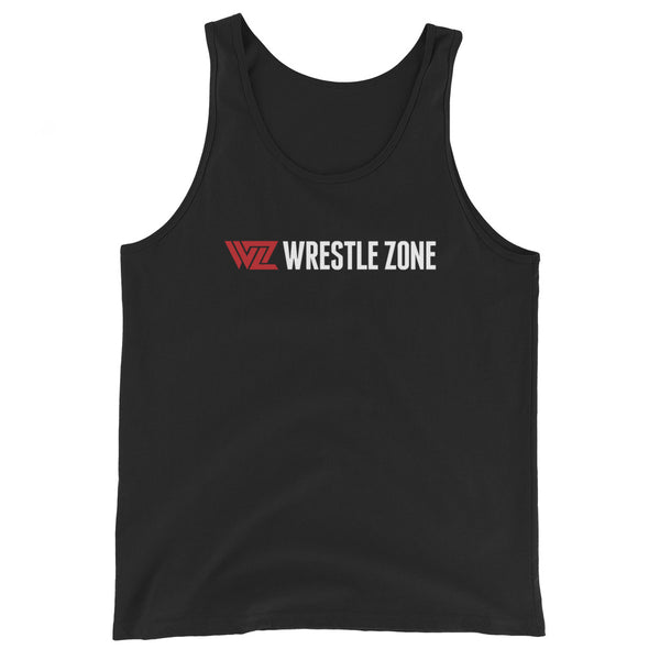 WrestleZone - General Logo | Unisex Tank Top - WZ-Merch