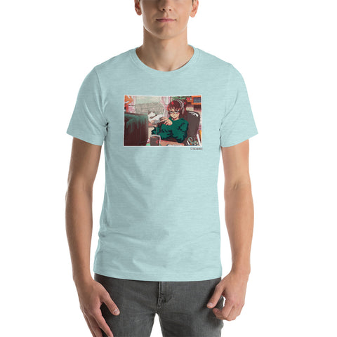 GameRevolution - Lofi Beats | Short-Sleeve Unisex T-Shirt - GR-Merch