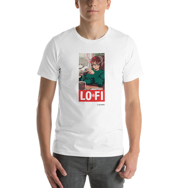 GameRevolution - Stylized Lofi Beats | Short-Sleeve Unisex T-Shirt - GR-Merch