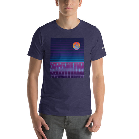 GameRevolution - Vaporwave | Short-Sleeve Unisex T-Shirt - GR-Merch
