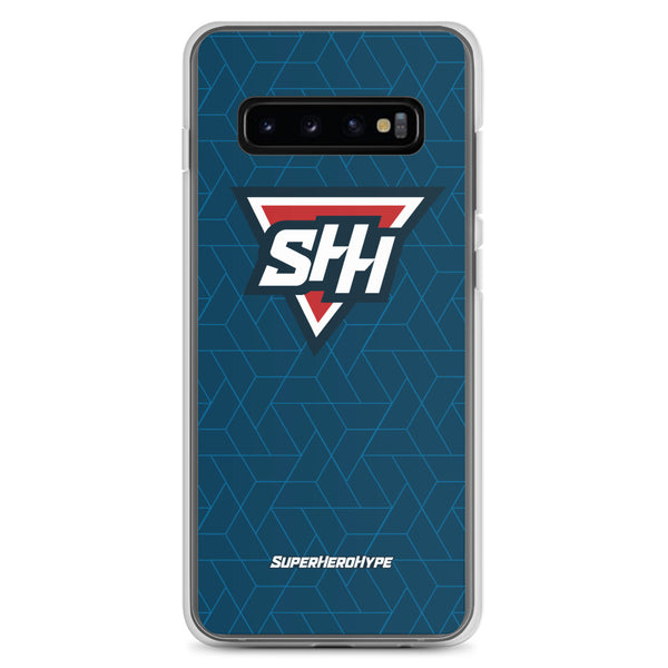 Superhero Hype - Logo Emblem | Samsung Case - SHH-Merch